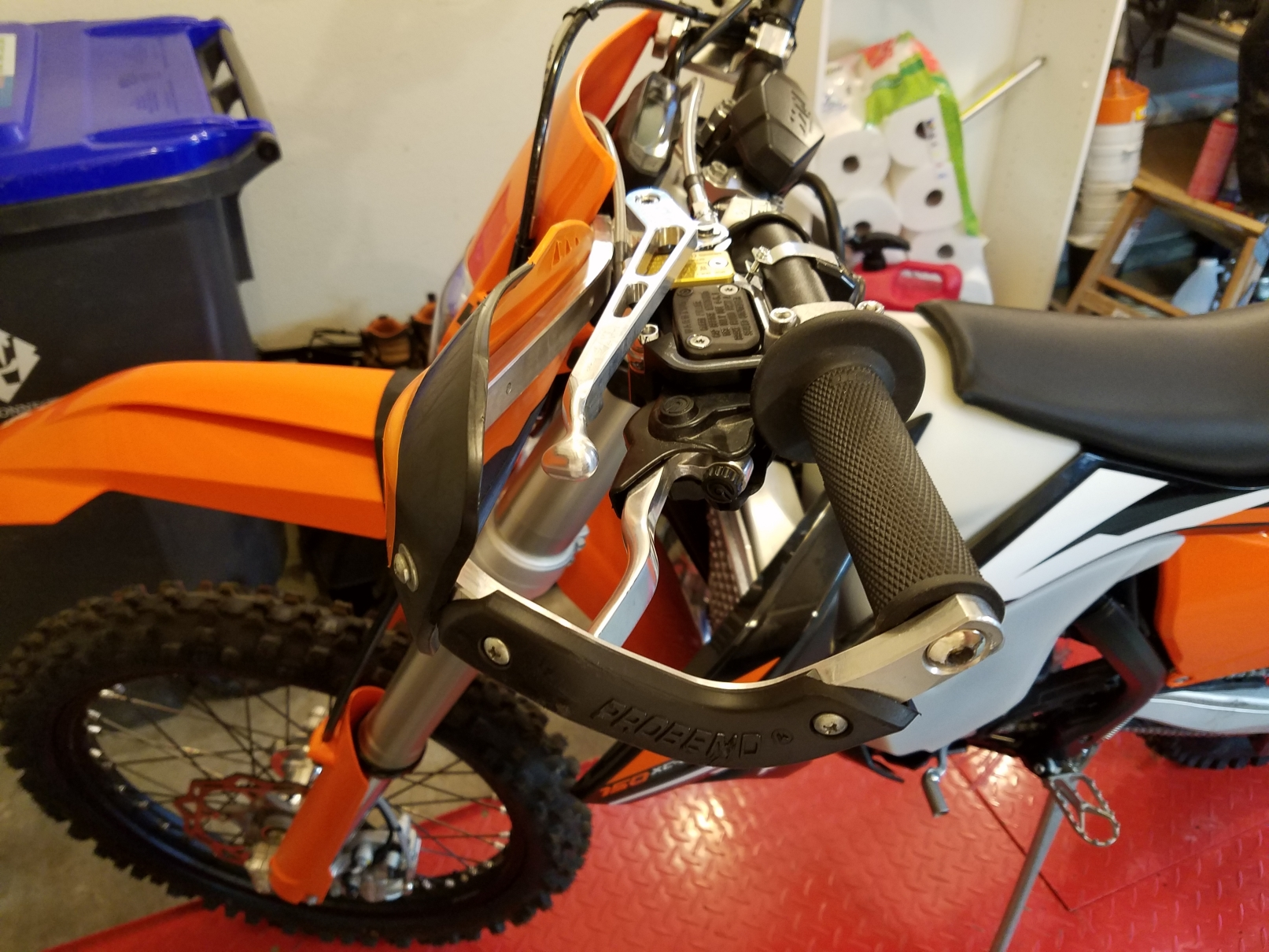 KTM XCW 150 - Now with Clake - AR15 COM